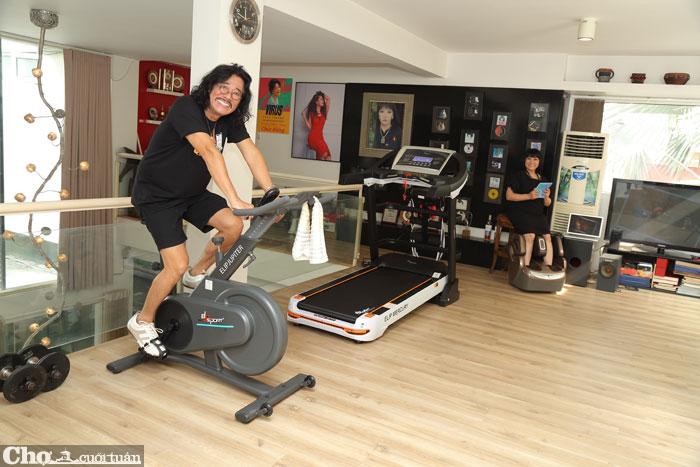 Loạt sao Việt chung tay Khỏe đẹp tại nhà cùng Elipsport