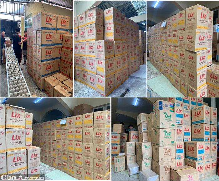 Flash Sales bột giặt Lix Extra hương nước hoa 5.5Kg