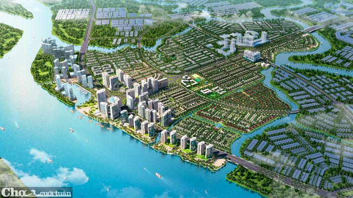 Khu Đông đón sóng dự án khủng được người Nhật đầu tư