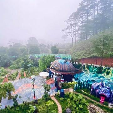 Khai trương Khu du lịch Quỷ Núi - thêm điểm tham quan cho du khách đến Đà Lạt