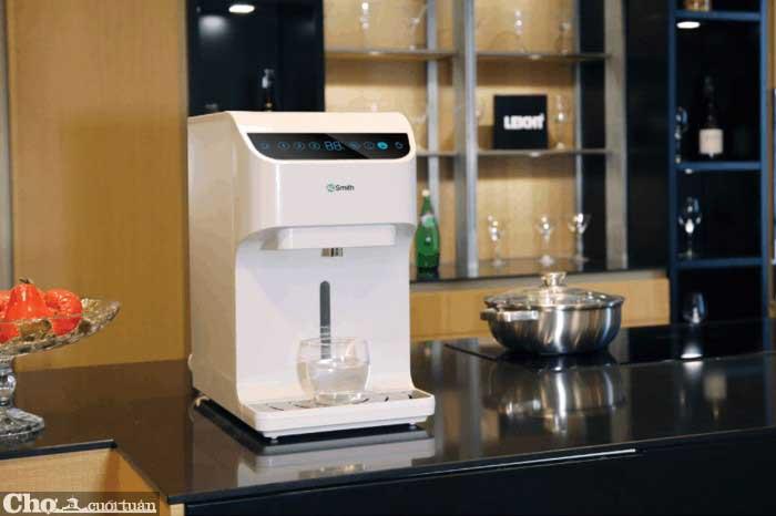 Khuyến mãi máy lọc nước A.O. Smith AR75-A-S-H1 chính hãng