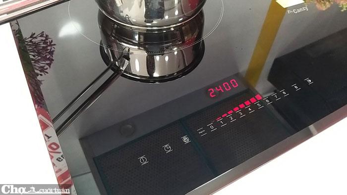 Bếp từ đôi cảm ứng CANZY CZ-79D