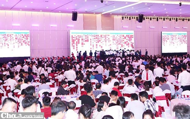 Cát Tường Phú Hưng tiếp tục tạo sóng tại đợt mở bán lần 5