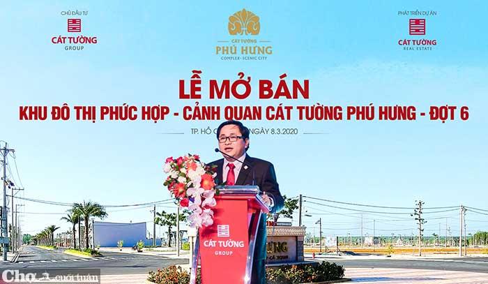 Cát Tường Phú Hưng mở bán vị trí mặt tiền quốc lộ 14