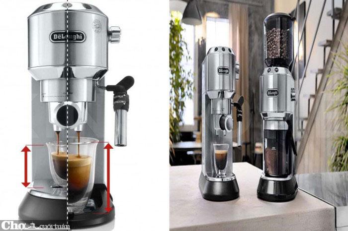 Máy pha cà phê DeLonghi EC685.M