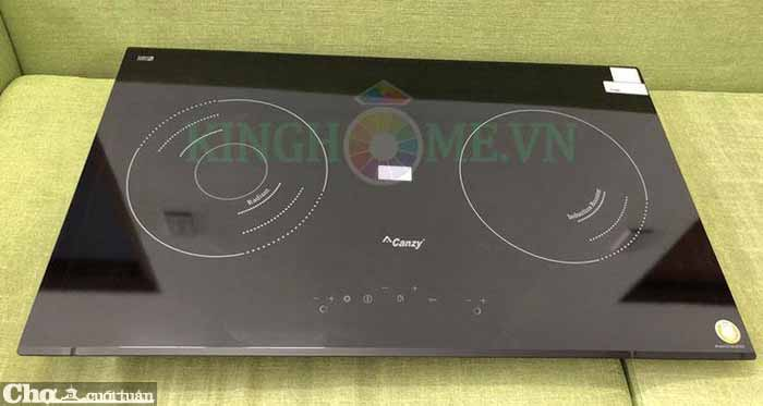 Bếp điện từ Canzy CZ MIX823G nhập khẩu Tây Ban Nha