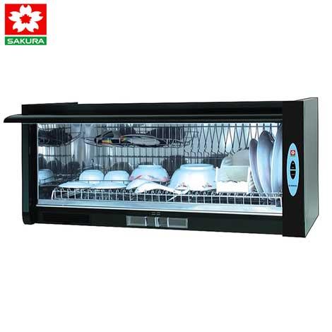 Máy sấy chén tự động loại treo tủ bếp SAKURA Q-9560XL