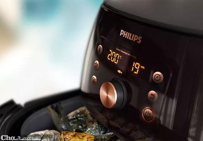 Nồi chiên không dầu Philips Airfasher HD9860/91 XXL