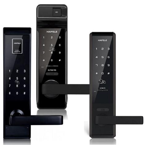 Top 3 khóa điện tử Hafele giảm giá được ưa chuộng hiện nay