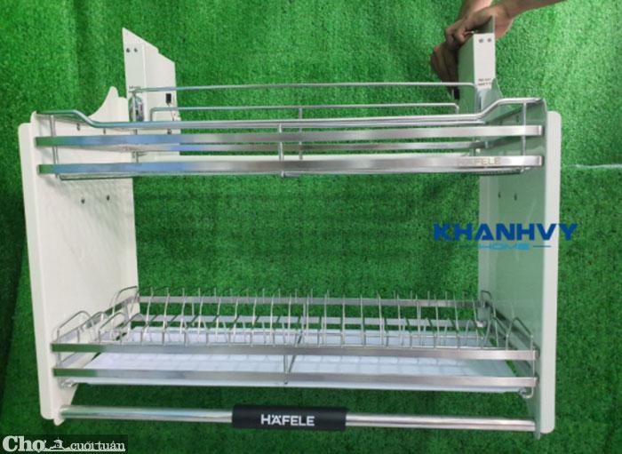 Chương trình ưu đãi giá sốc kệ chén nâng hạ Hafele đến 30%