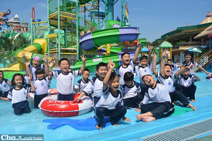 Suối Tiên đưa nước biển vịnh Nha Trang vào biển Tiên Đồng - Ngọc Nữ