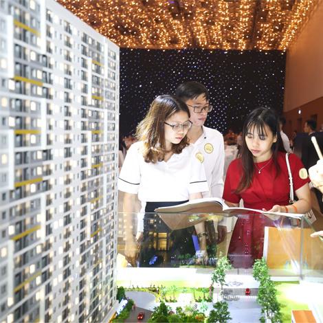 Legacy Central khẳng định sức nóng tại lễ công bố chính thức dự án