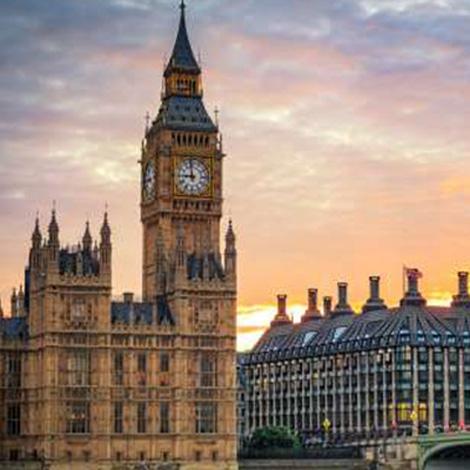 Tour London - Bristol - Liverpool - Manchester - London