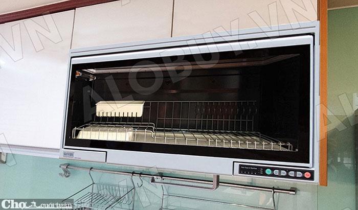 Máy sấy bát treo tủ bếp Giovani G-802S