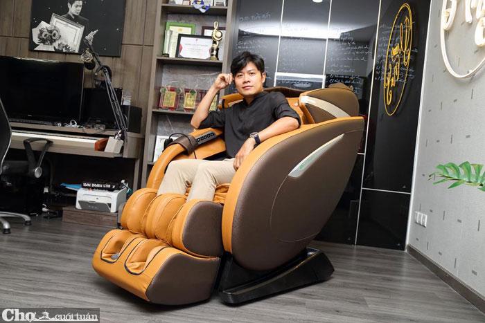Thưởng thức trọn vẹn mùa EURO với ghế massage ELIP giảm đến 50%