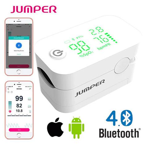 Máy đo nồng độ oxy và nhịp tim Jumper JPD 500G (LED)