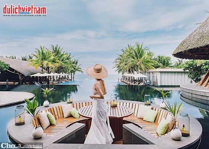 Combo Đà Nẵng 3N2Đ ở Naman Retreat Resort 5 sao