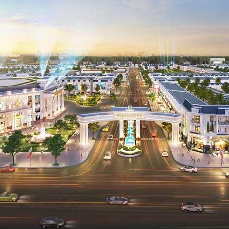 Century City chính thức ra mắt thị trường