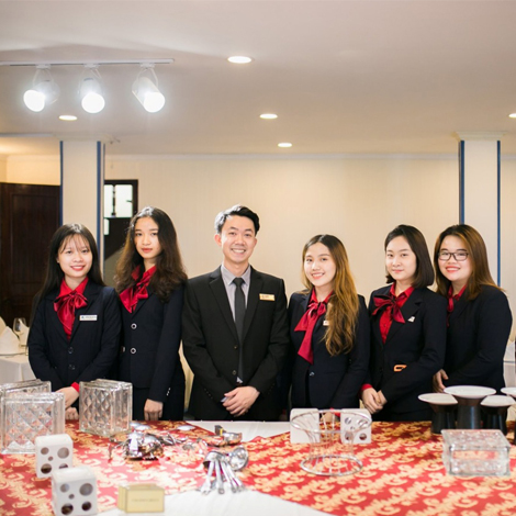Những dấu hiệu tích cực với ngành Quản trị khách sạn