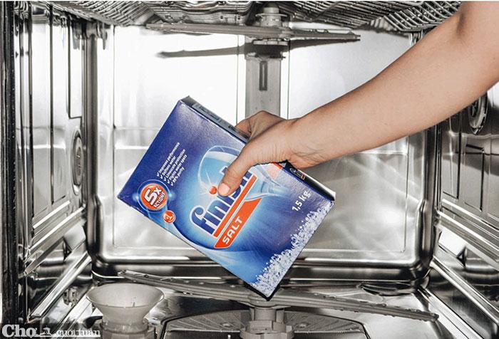 Muối rửa bát làm mềm nước Finish 1,5kg