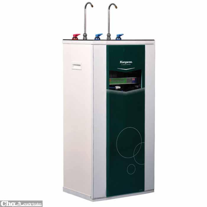 Máy lọc nước RO nóng lạnh 10 lõi Kangaroo KG10A3