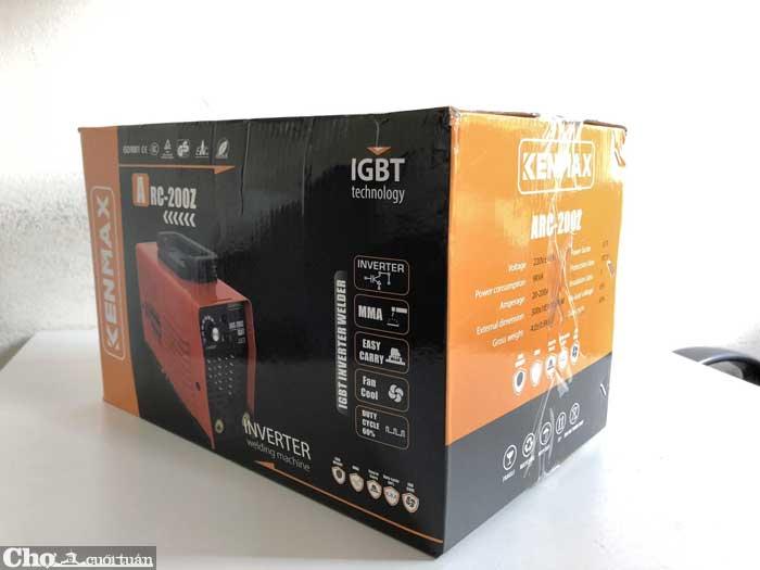 Máy hàn điện tử KENMAX ARC 200Z giá tốt