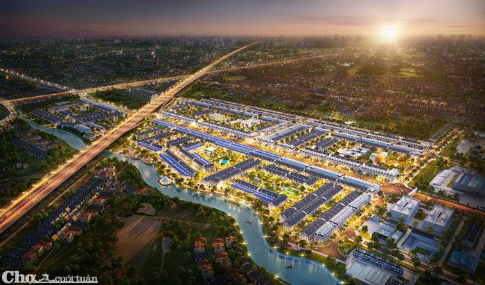 Cơn sóng đầu tư đang đổ dồn về Việt Nam
