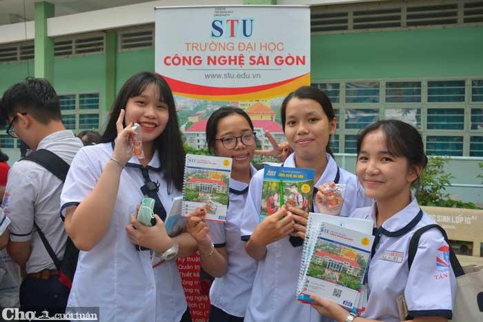 Giới thiệu chung về Trường ĐH Công nghệ Sài Gòn (STU)