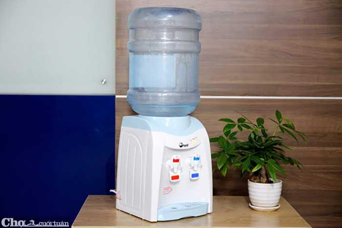 Cây nước nóng lạnh để bàn mini FujiE WD1080E