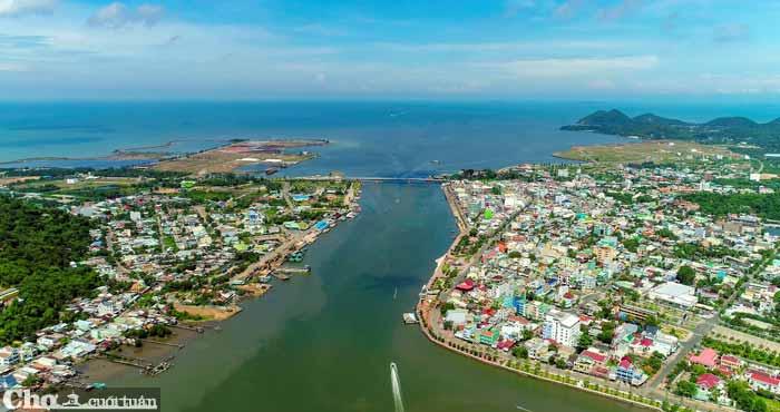 Kiên Giang - đa số dự án du lịch và nhà ở tập trung ở Hà Tiên